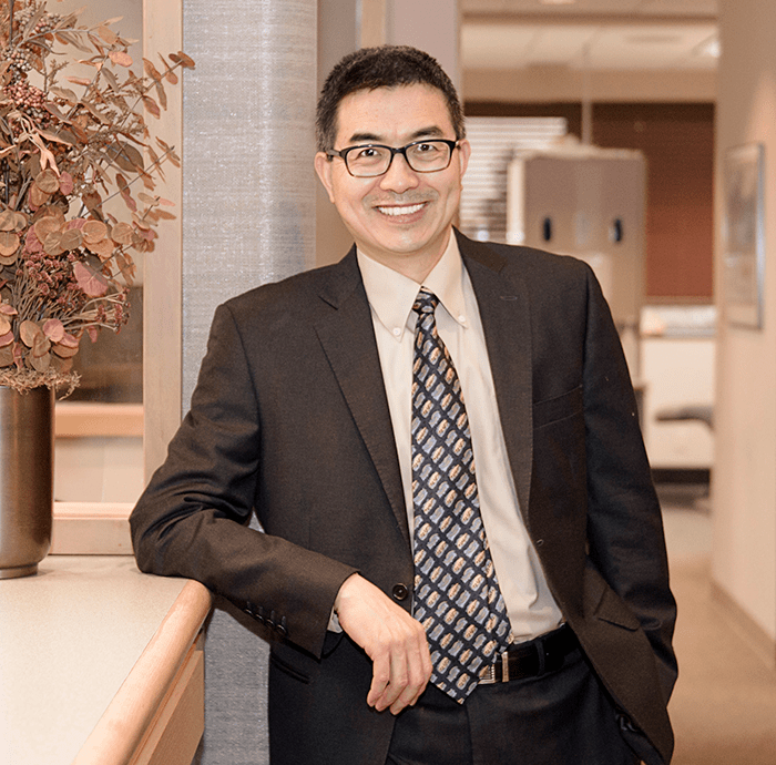Dr. Teng who is an orthodontist in Bellevue and Seattle.